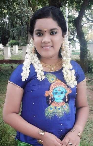 Meenakshi child artist