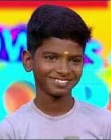 Master Adithyan
