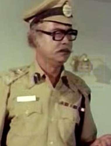Chavara V P Nair