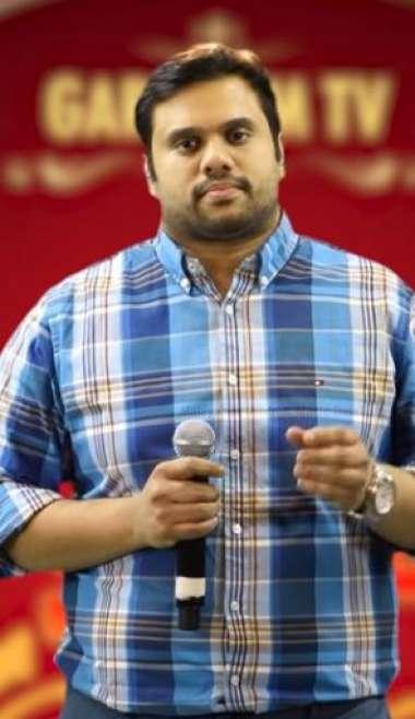ഡോ.ഫഹദ് മുഹമ്മദ് - ഗായകൻ