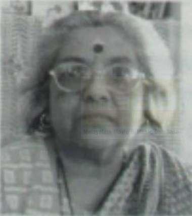 Gayathri Sreekrishnan