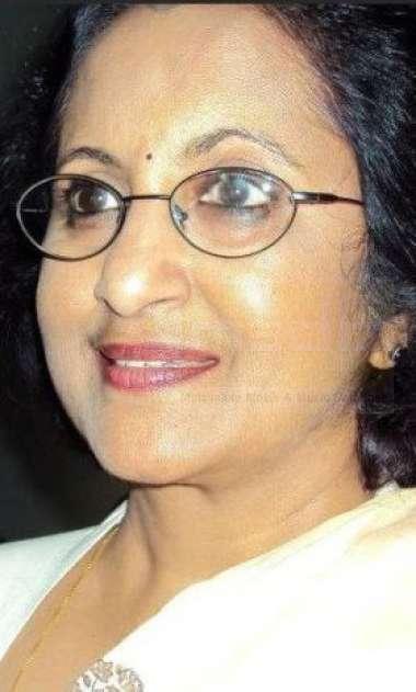 Geetha Oommen Mathen-Actress