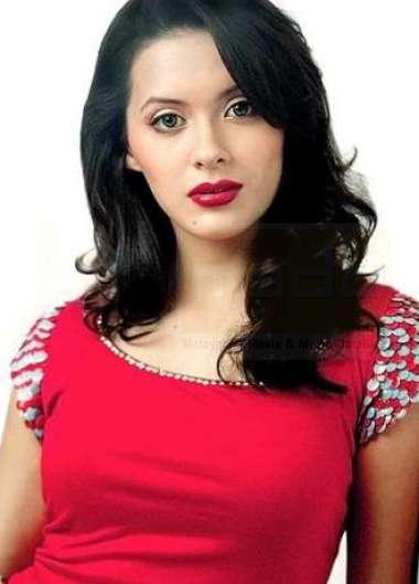 Isha Sharvani-Actress