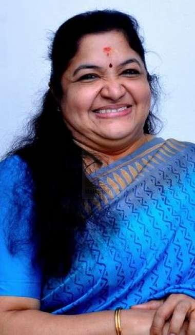 KS Chithra-Singer