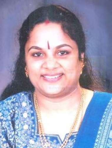 ലേഖ ആർ നായർ-ഗായിക