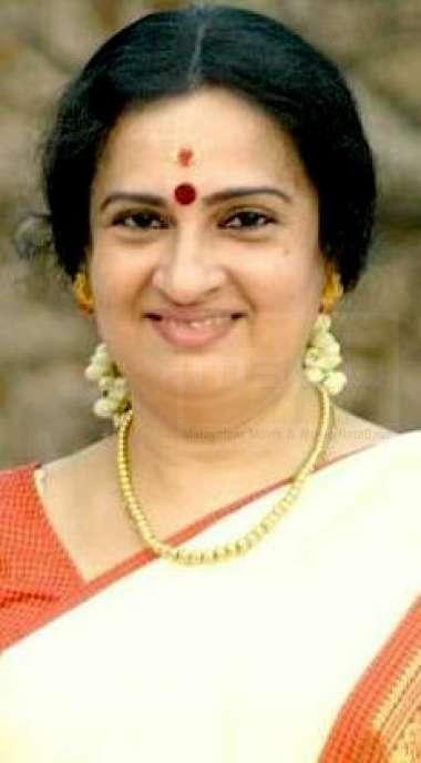 Padmaja Radhakrishnan-Lyricist
