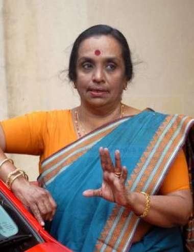 സുകുമാരി നരേന്ദ്രമേനോൻ