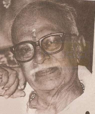 T N Gopinathan Nair-Actor-Writer