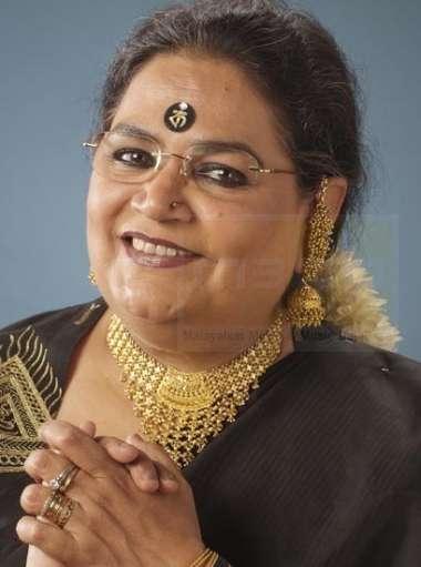 Usha Uthup-Singer