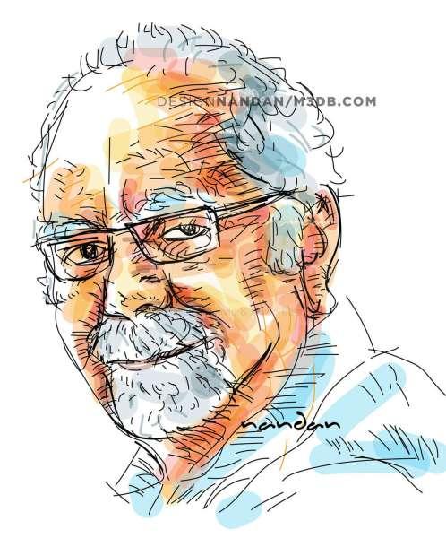 കെ ജി ജോർജ്ജ്-സംവിധായകൻ-ചിത്രം
