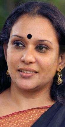 T Parvathi-Actress