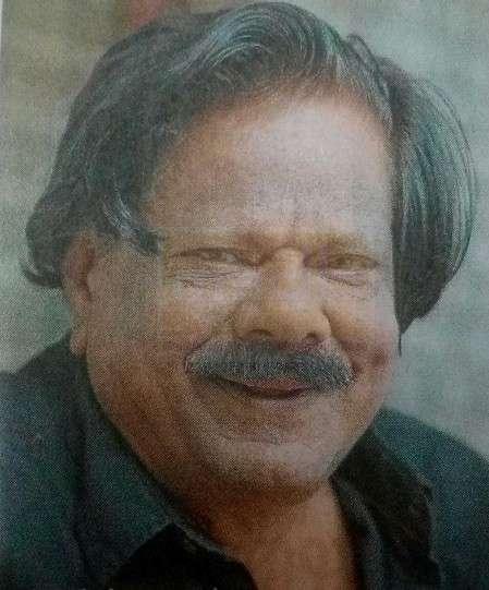 വി ബി കെ മേനോൻ