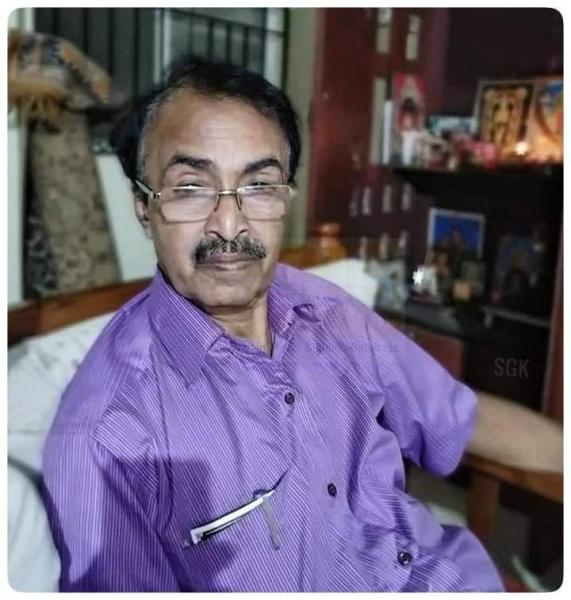 Puthiyankam Murali