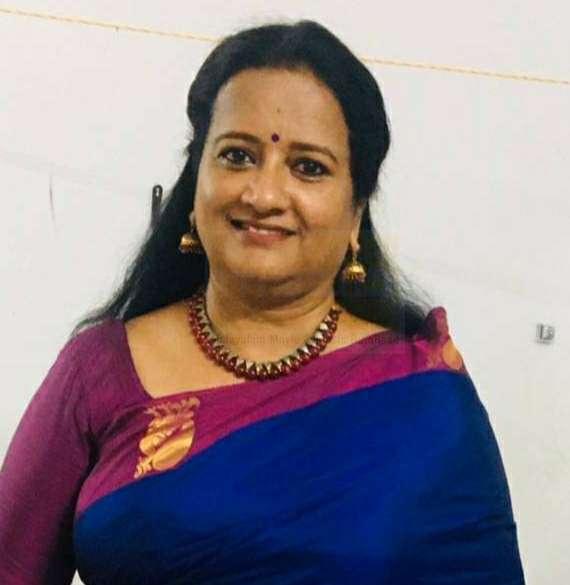 Shyni Sarah -Actress