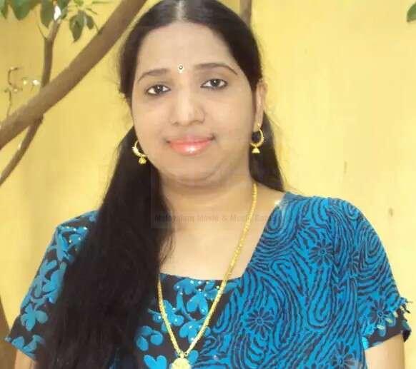 Swarnnalatha -singer