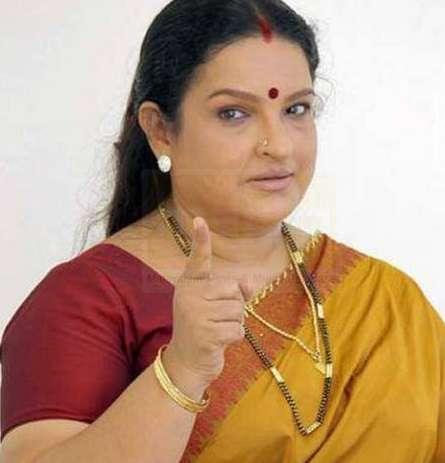 Manka Mahesh-Actress