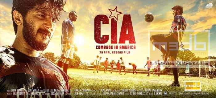 CIA Comrade In America